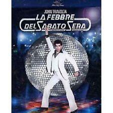 Blu Ray LA FEBBRE DEL SABATO SERA - (1978) *** John Travolta ***   ......NUOVO