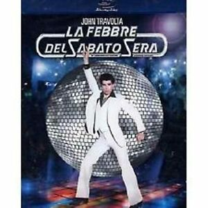Blu Ray La Febbre Del Sabato Sera (1978)  - John Travolta  ......NUOVO