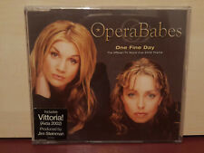 Opera Babes - One Fine Day - ITV World Cup 2002 Theme - CD Single - 3 Tracks