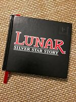 Lunar Silver Star Story Complete Hard Cover  Guide Book Manual No Game PlayStati