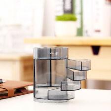 Office Desk Pen Pencil Holder Multifunctional Storage Organizer 4 Drawer #JP