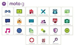 MOTO G3 INSTRUCTION MANUAL USER GUIDE HANDBOOK PRINTED 56 PAGES