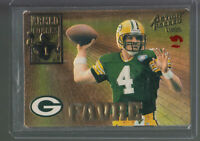 1995 ACTION PACKED ARMED FORCES AF5 BRETT FAVRE GREEN BAY PACKERS HOF C