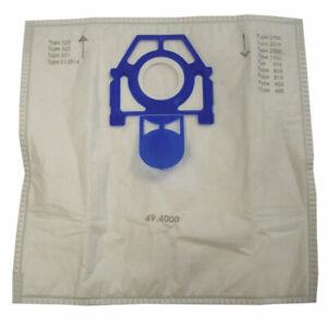 AF4020 4 x Original Vacuum Bags for Zelmer ODYSSEY, CLARRIS TWIX & AQUARIO