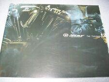 Yamaha 2012 Star Brochure Raider Stryker V-Max V-Star Road Venture Roadliner