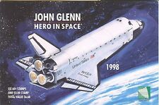 Marshall Islands #677a 1998 Space - Astronaut John Glenn Complete Booklet Unused