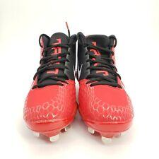 Red 10.5 US Baseball \u0026 Softball Cleats