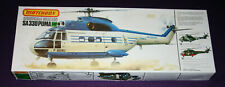 Matchbox Westland SA330 Puma 1:32 scale model helicopter kit PK 507.