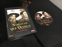 Sabian Che Querian DVD Garson Kanin Charles Laughton Carole Lombard