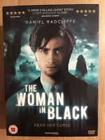 The Woman in Black DVD 2011 British Hammer Horror Film Movie with slipcover