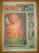NME 1989 AUG 5 CULT GUNS N ROSES PRIMAL SCREAM PIL ENYA