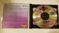Prince Secret Gig 2CD Live Aftershow RARE