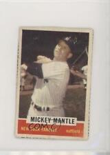 1962 Bazooka Mickey Mantle HOF