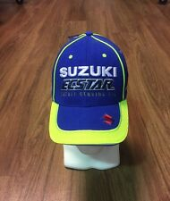 Suzuki MotoGP Team Baseball Cap - One Size - Genuine Suzuki - Brand New