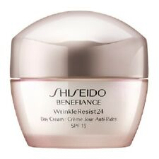 Shiseido Benefiance WrinkleResist24 Day Cream SPF15 wrinkle resist