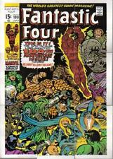 MARVEL COMIC BOOK HEROES 1974 5//9 CHECKLISTS TAN LOW