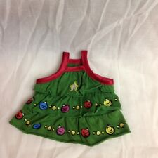 Tea Cup Puppy Dr. Seuss Holiday Dress