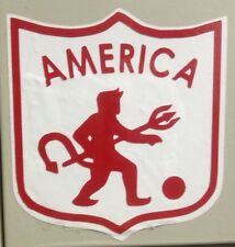 Escudo America De Cali Calcomania (Sticker)