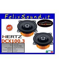 Hertz DCX100.3 2 vie Coax 60 W Nuovi  2013 GARANZIA Italia