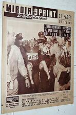 MIROIR SPRINT N°522 11/06 1956 CYCLISME GAUL GIRO FOOTBALL RUGBY LOURDES USAP