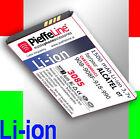 batteria da 1500 mAh a Litio per Alcatel Pop C2 e Pop C3 tipo:CAB31P0000C1