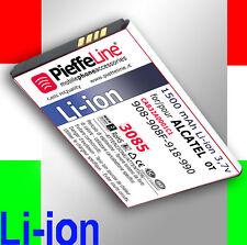 Per Alcatel OT 908 908F 918 990 tipo: CAB32A0001C1 batteria da 1500 mAh a Litio