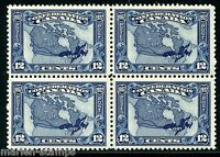 CANADA SCOTT#145  SG#270   BLOCK OF FOUR MINT NH