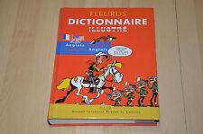 Dictionnaire illustré Anglais Français  FrançaiS Anglais Lucky Luke FleuruS 2000