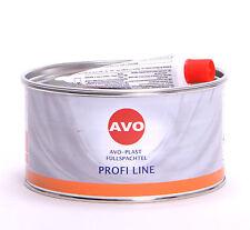 Füllspachtel Spachtel Spachtelmasse Auto AVO 2Kg inklusive Härtertube A010120