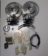 chrysler mopar  8-3/4 dana 60 rear disc brake conversion