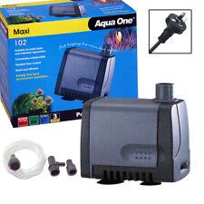 Aqua One Maxi 102 Powerhead 500L/H 1.05m 125L Hydroponics Pump Aquarium 11322