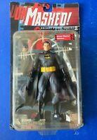 "DC DIRECT UNMASKED BRUCE WAYNE / BATMAN 7"" ACTION FIGURE Series 2 ~ NIB NEW"