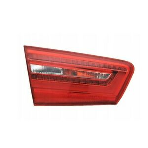 Rear Light Inner Left LED Audi A6 C7 Saloon / Sedan (2011-2014) DEPO 446-1315L-A