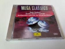 "KOECKERT-QUARTETT ""SCHUBERT FORELLENQUINTETT"" CD 9 TRACKS PRECINTADO SEALED"