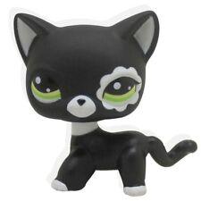 Pet Shop Sammlung LPS Spielzeug kurze Haare Blythe schwarz seltene Kätzchen