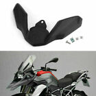 Motorcycle Front Fender Beak Extension Wheel Cover For BMW R1200GS LC 2017-2019