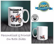 Honda CB1300S Motorbike Personalised Ceramic Mug Gift (MB034)