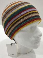 Bonnets en laine mélangée pour homme