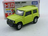 Suzuki Jimny in grün, Takara Tomy Tomica # 14, 1/57