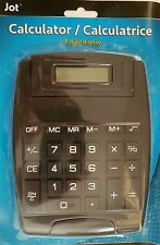 "Xlarge Easy Read Desktop Calculator 8 Digit Display 7.5""x5.5"" Includes Battery"