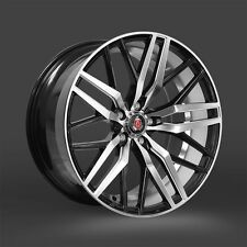 "20"" AXE EX30 ALLOY WHEELS TO FIT 3 SERIES 4 SERIES 5 SERIES 10J REAR 5X120"