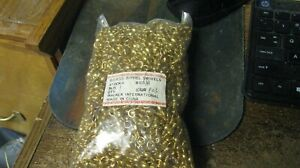 brass barrel swivels, 1000 ct, free shipping