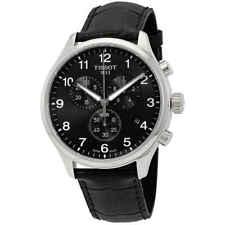 Tissot Chrono XL Classic Chronograph Black Dial Men's Watch T116.617.16.057.00