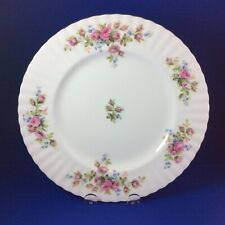 Royal Albert Moss Rose Bone China Dinner Plate