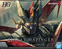 Grande Mazinga Infinity Version - Great Mazinger Go Nagai Bandai Kit 15cm Nuovo