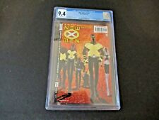 NEW X-MEN #114 (2001 Marvel) CGC 9.4 Morrison Quitely 1st Cassandra Nova
