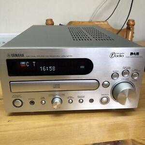 YAMAHA CRX-M170 CD PLAYER DAB/FM RADIO BOXED !