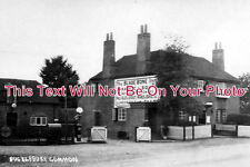 BK 322 - The Blade Bone Inn, Bucklebury Common, Berkshire - 6x4 Photo