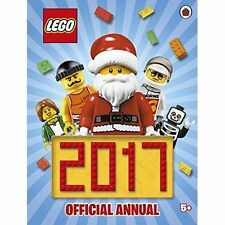 Lego Official Annual 2017 (Annuals 2017), coccinelle, New Book