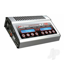Hitec Multicharger X2 700 DC (1400 W) For RC Aircraft